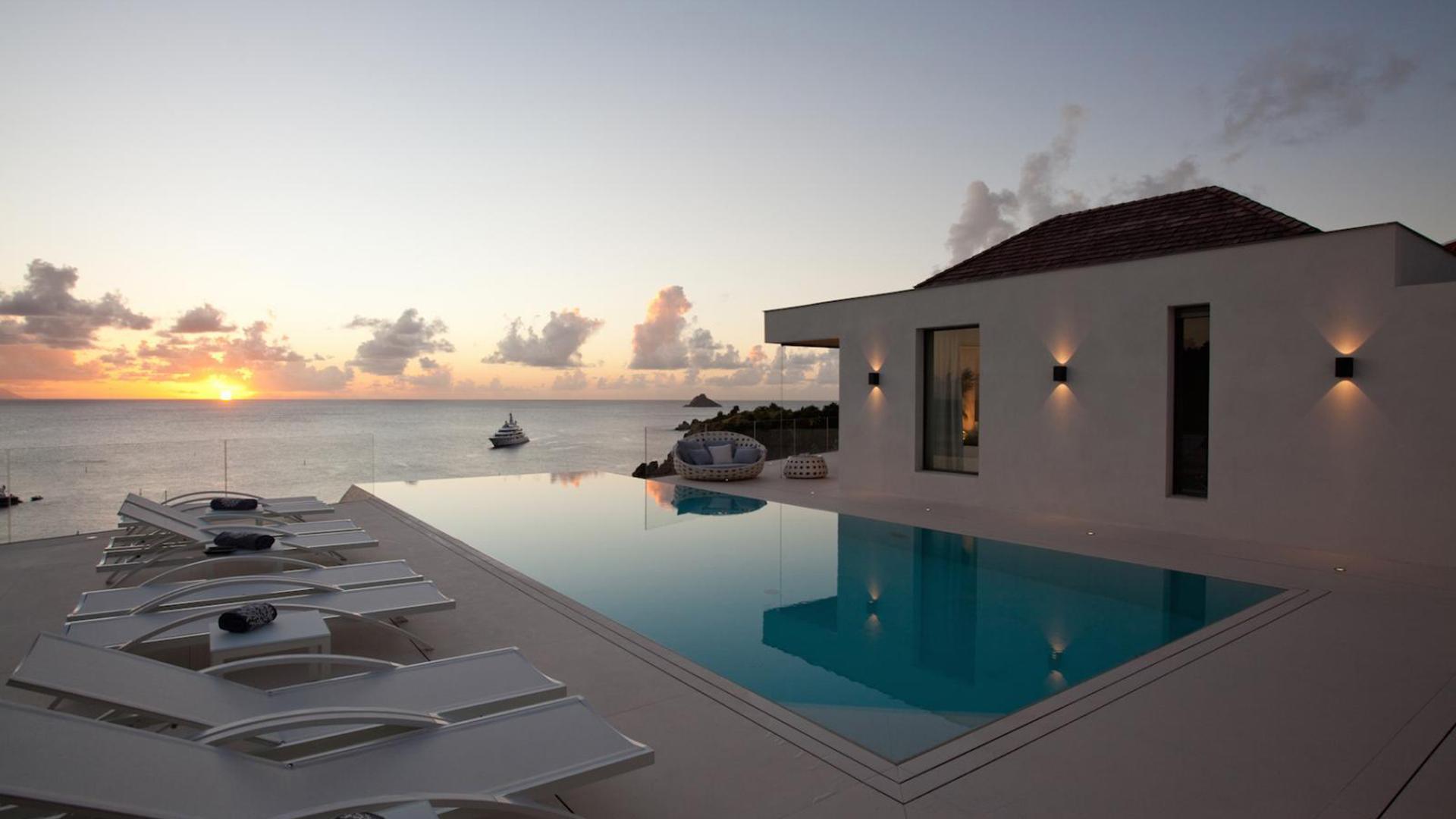 st. barths villa rentals | leviticus lifestyle